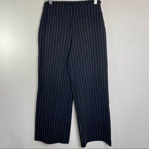 Lululemon Still Wide Leg Stripe Pants Size 6